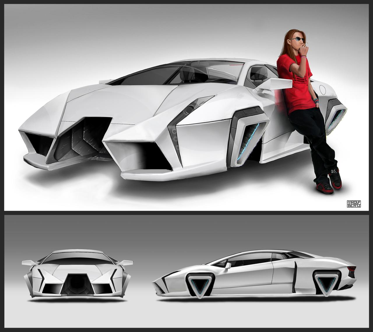 Resultado de imagen para flying car concept art