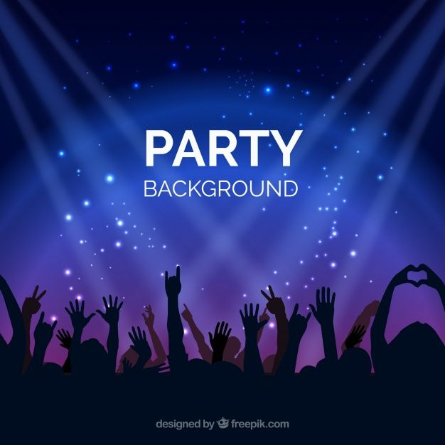 Download Bright Background With Party People For Free Bright Background Freshers Party Party Background