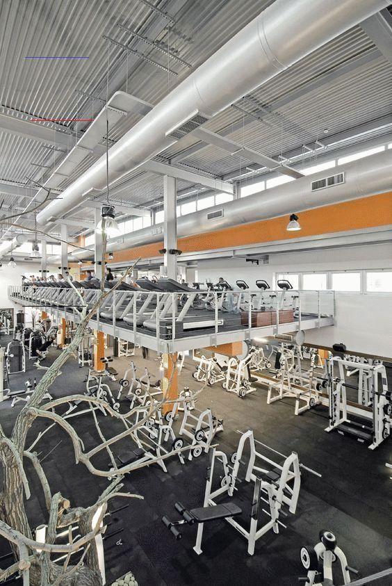 33+ Trendy fitness design interior gym modern luxury #fitness<br>