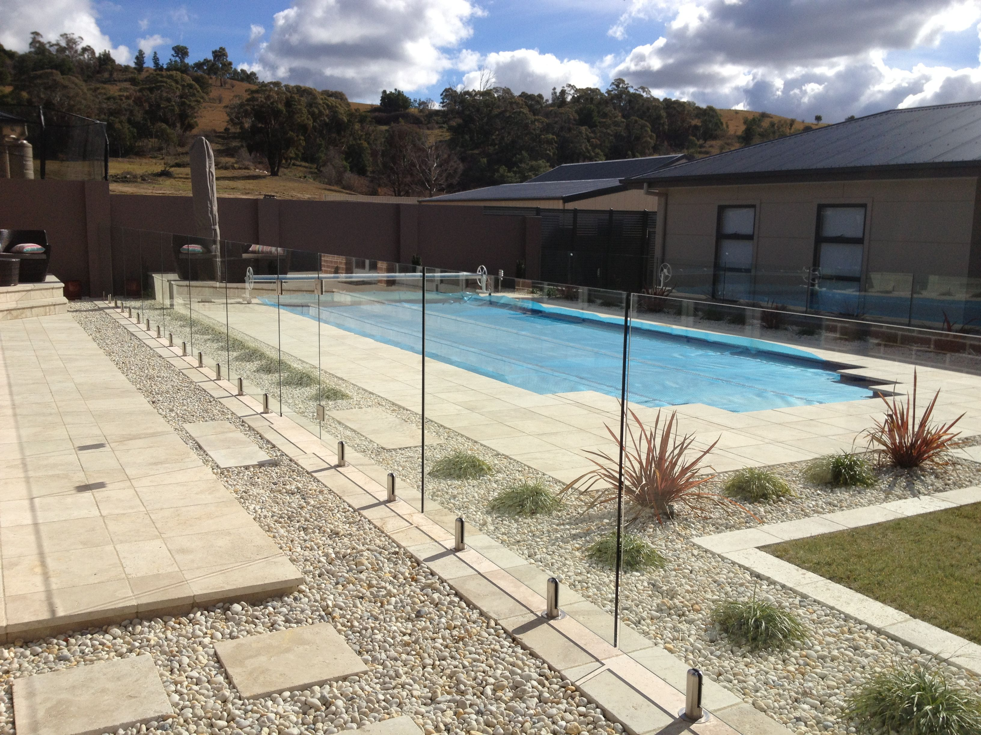 Frameless glass fencing Queensland Glass and Fencing Warehouse bring  exciting variety of pool glass fencing in