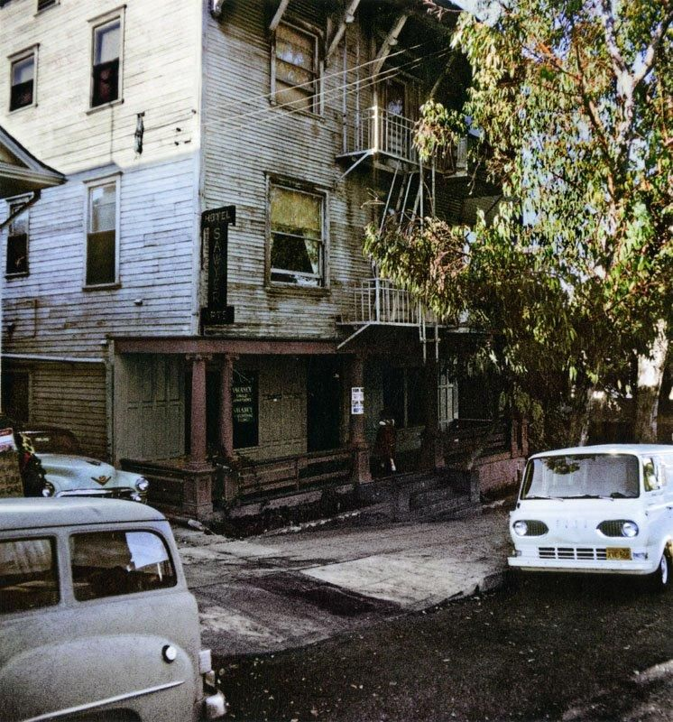 Bunker Hill Apartments: Photos: Bunker Hill's Colorful Victorian Past Before It