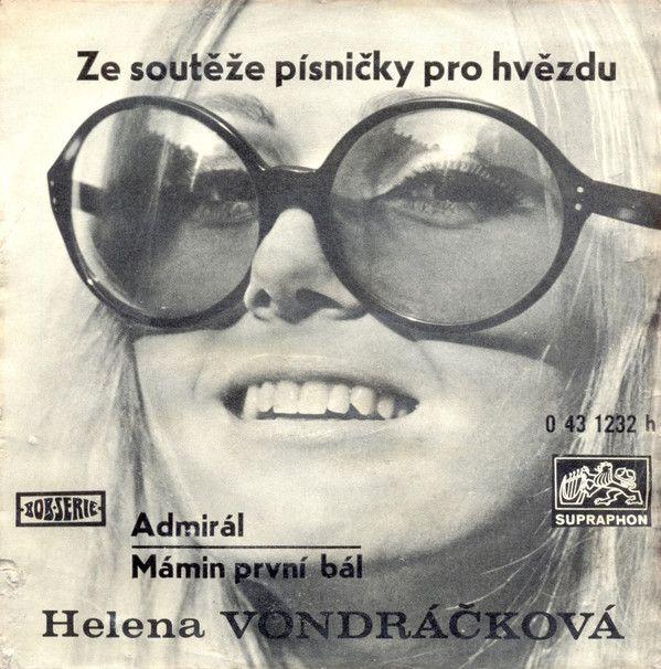 Helena Vondráčková - Admirál / Mámim První Bál at Discogs
