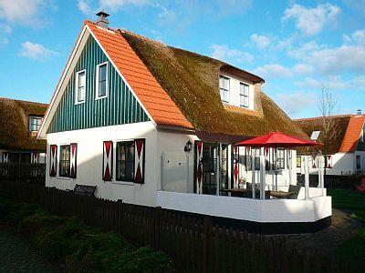 Villa Holland Callantsoog Villa Holland Rundum Mit Zaun Holland