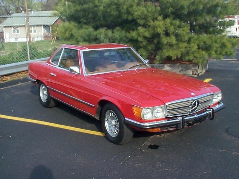 1980 Mercedes-Benz 450SL #used #car #values http://car-auto.nef2 ...