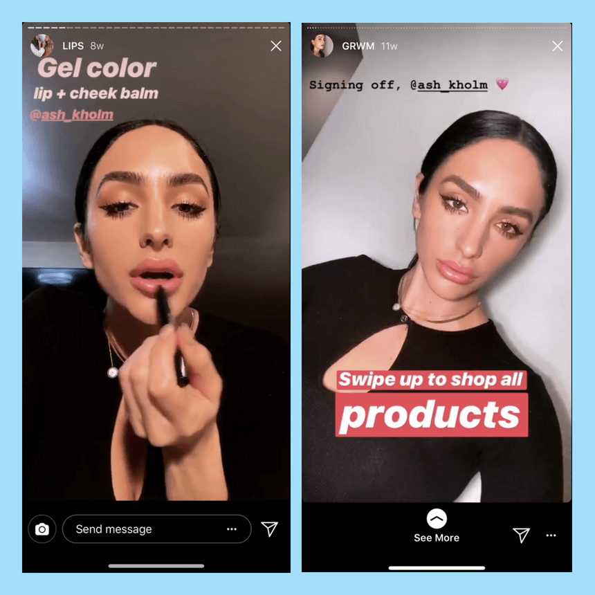 How To Run A Successful Instagram Stories Takeover Later Blog Instagram Story Instagram Instagram Marketing Instagram posts tagged with #grwm hashtag. how to run a successful instagram