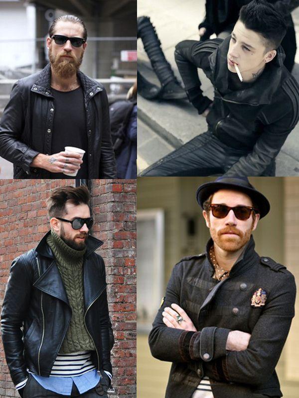 http://www.leathernxg.com/10-mens-leather-biker-jacket Men's ...