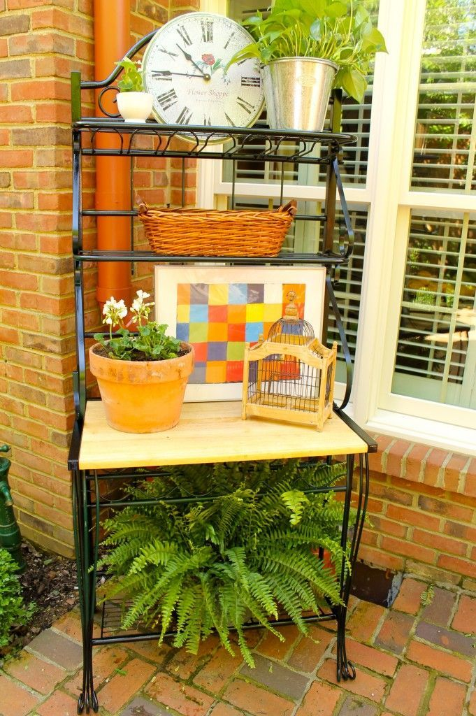 The Mother Daughter Lifestyle Blog With Images Diy Outdoor Bar
