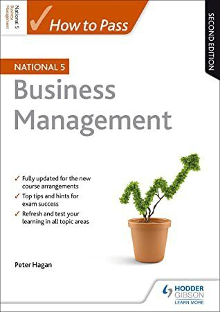 Read Book How to Pass National 5 Business Management Second Edition