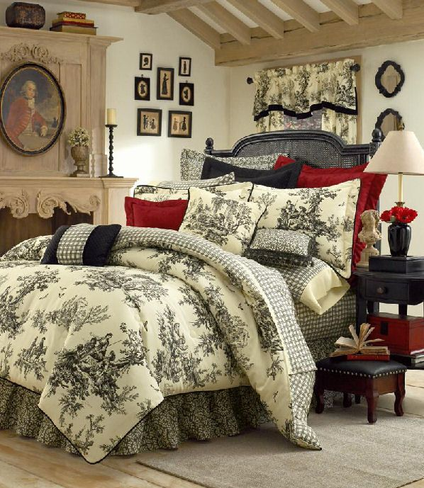 Bedroom Comforter Sets | Thomasville Bouvier Bedding  Thomasville Bouvier  Comforter Set