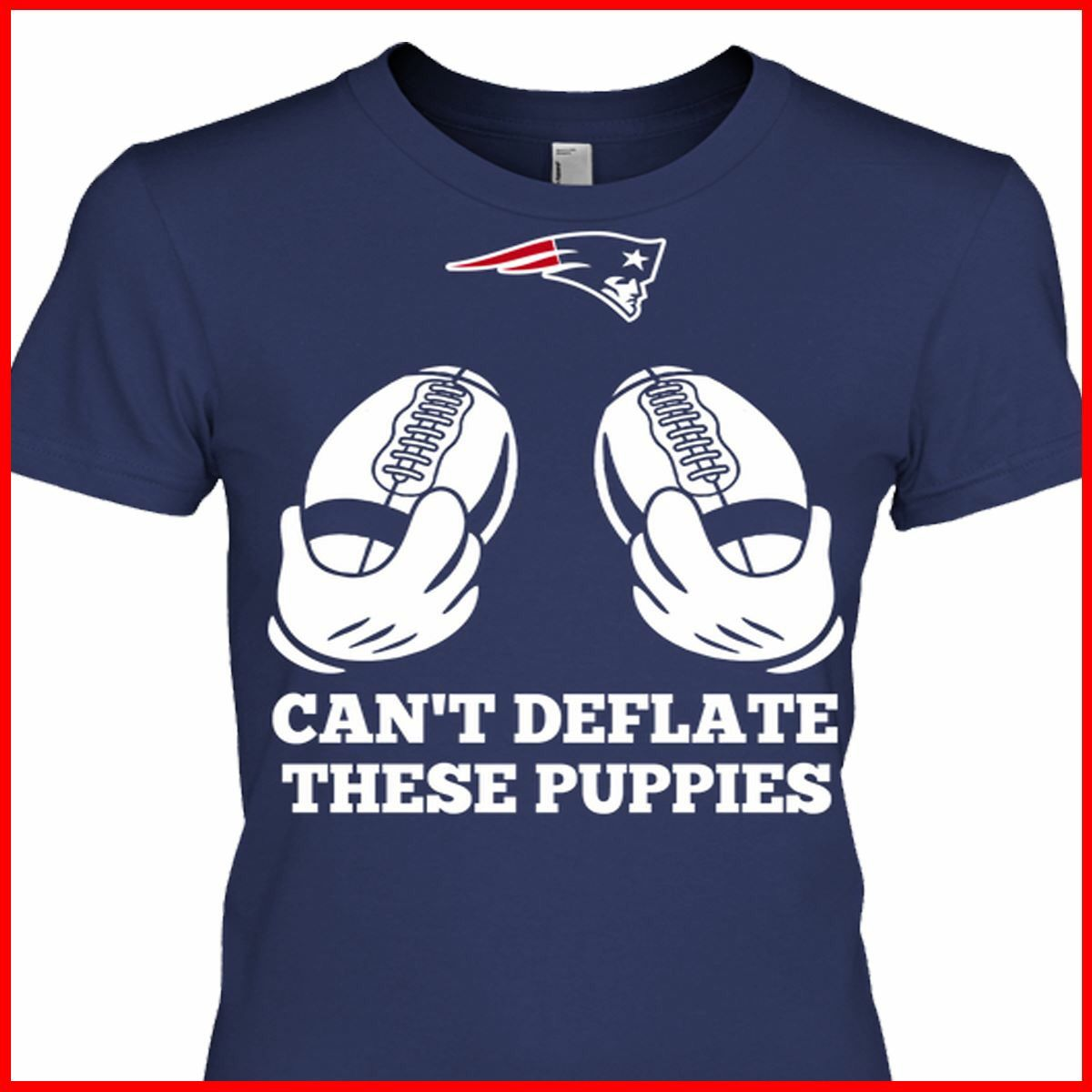 Can t deflate these. Find this Pin and more on New England Patriots ... a8b568d53