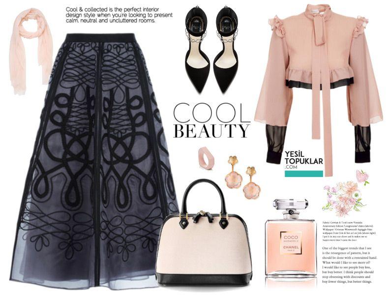 Fantastik Eteklerle 3 Farklı Stil #fashiontag
