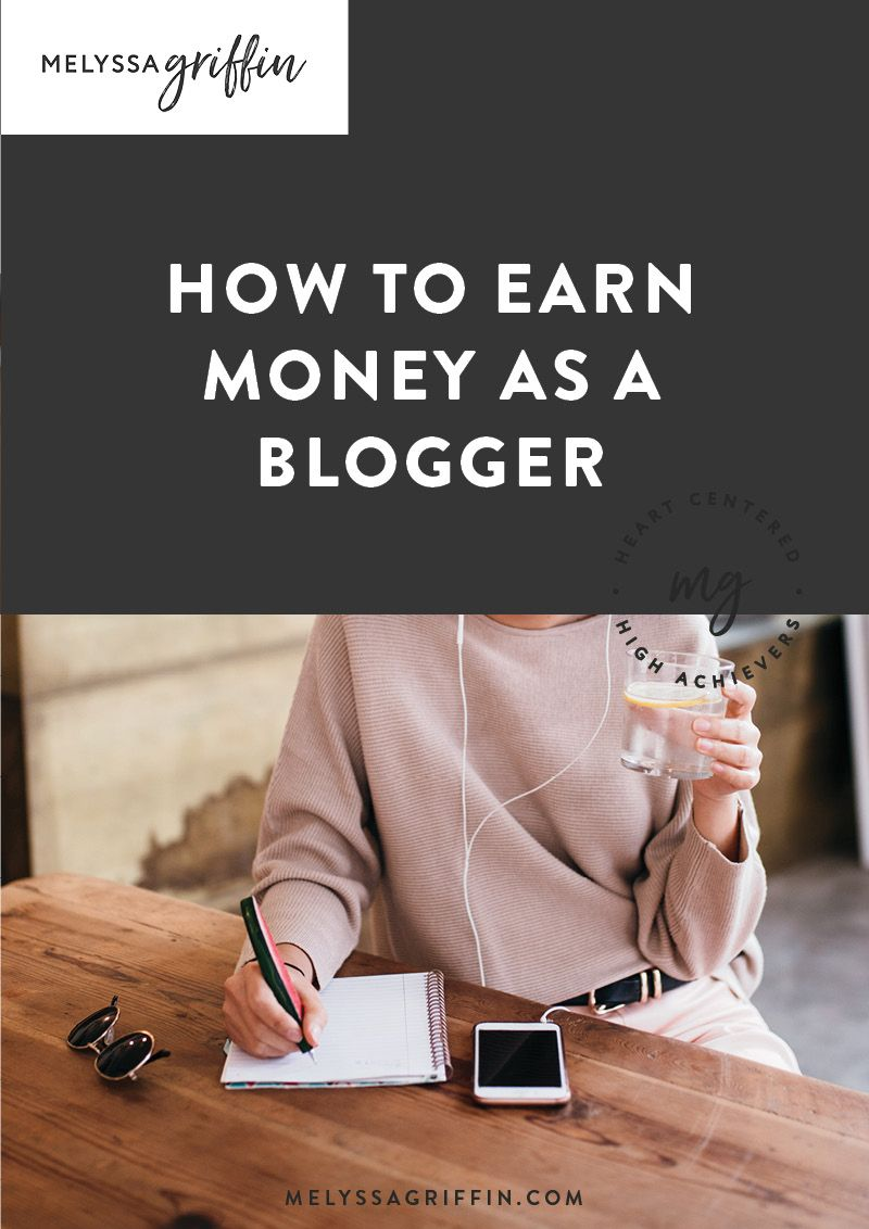 How to Earn Money as a Blogger #articlesblog