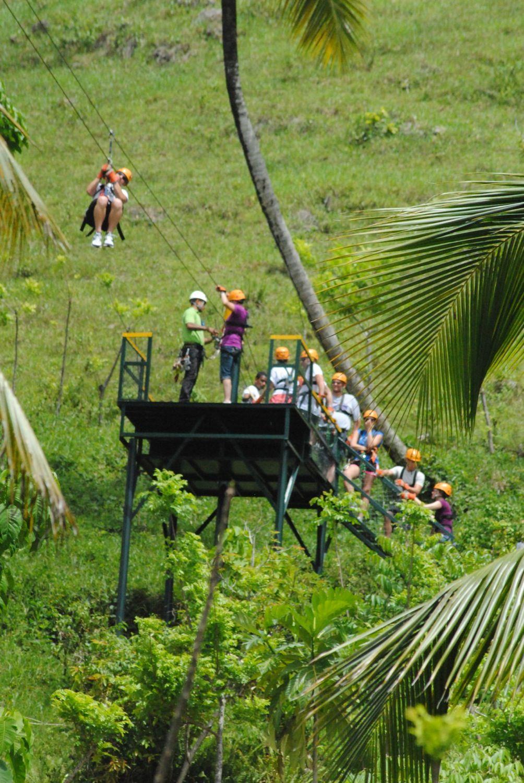 Punta Cana Zipline Canopy Tours Dominican Republic Ziplining Punta Cana Dominican Republic