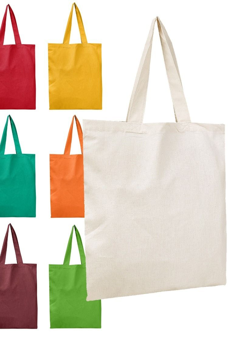d6980a986bd0 100% Cotton Tote Bag Wholesale - TB100 | Canvas Tote Bags | Cotton ...