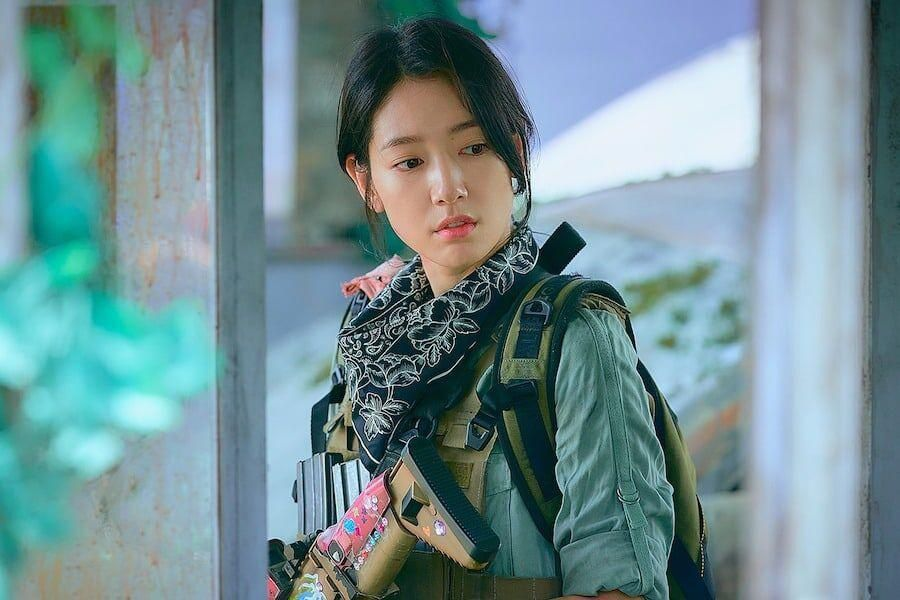 "Park Shin Hye Talks About Acting With Cho Seung Woo In ""Sisyphus: The Myth"" And Transforming Into Her Character"