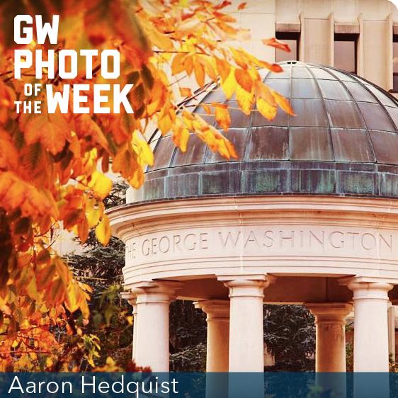 Follow Gw George Washington University Photo Photos Of The Week