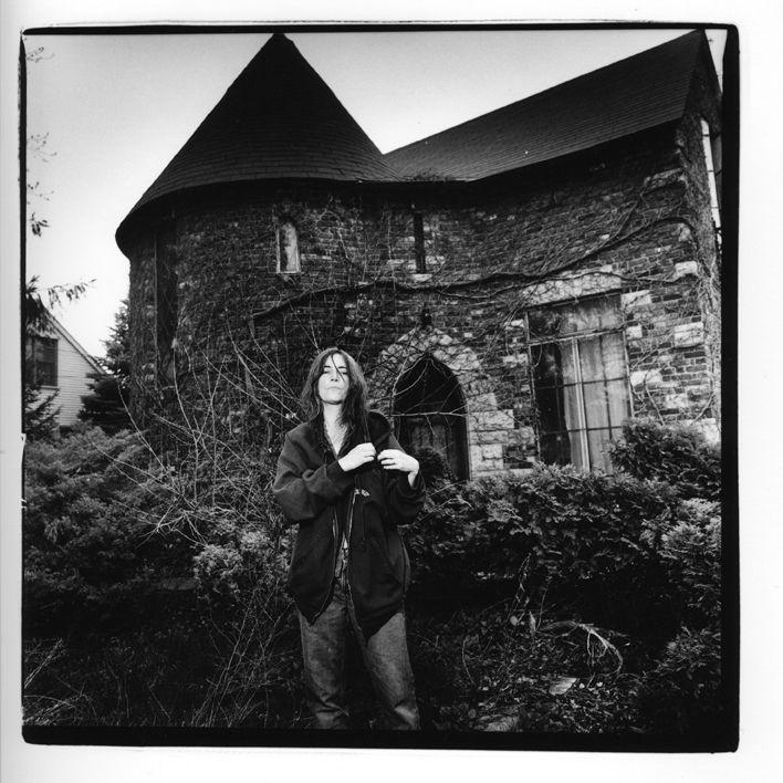 Patti Smith by Renaud Monfourny, 1990s