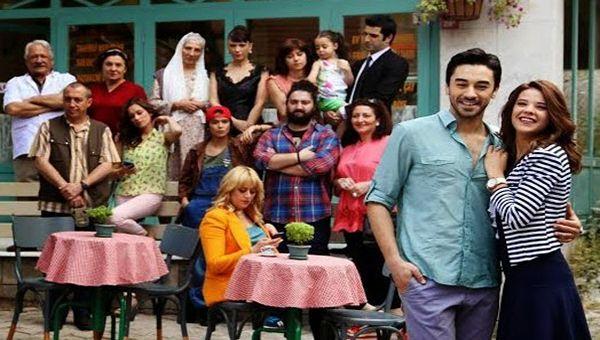 Kocamin Ailesi 35 Bolum Unluler Tv Dizileri Neseli