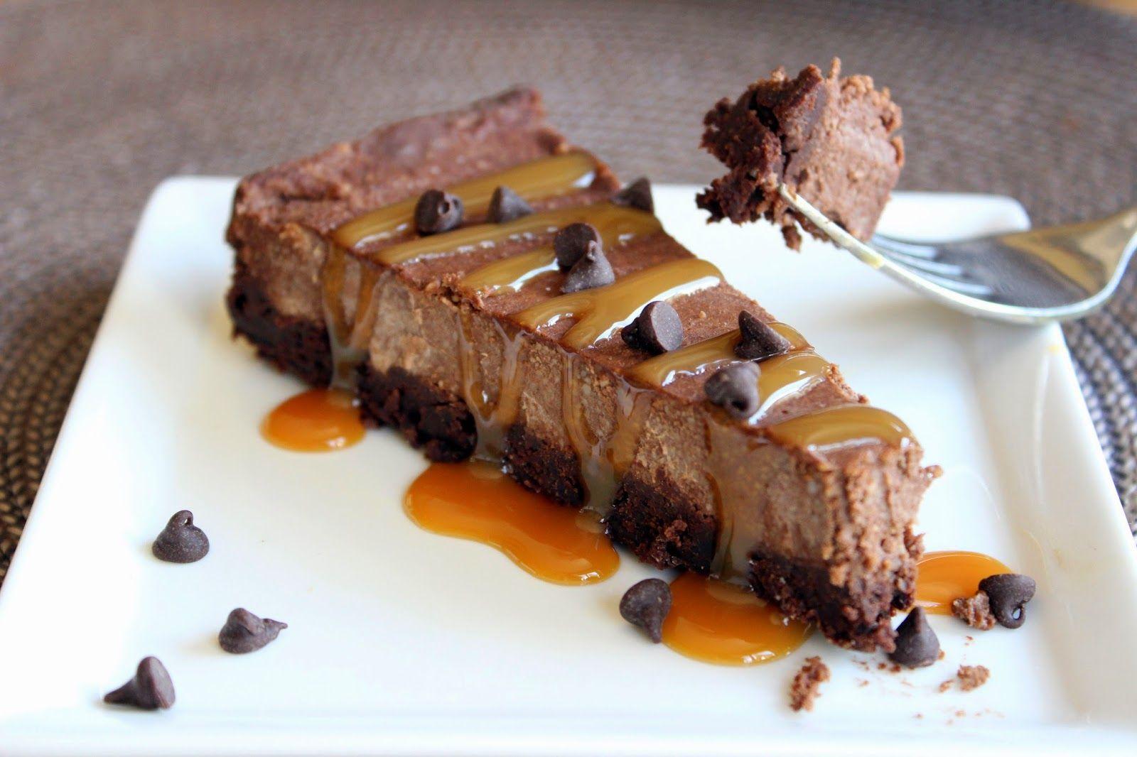 Brownie ice cream cake gluten and dairy free www