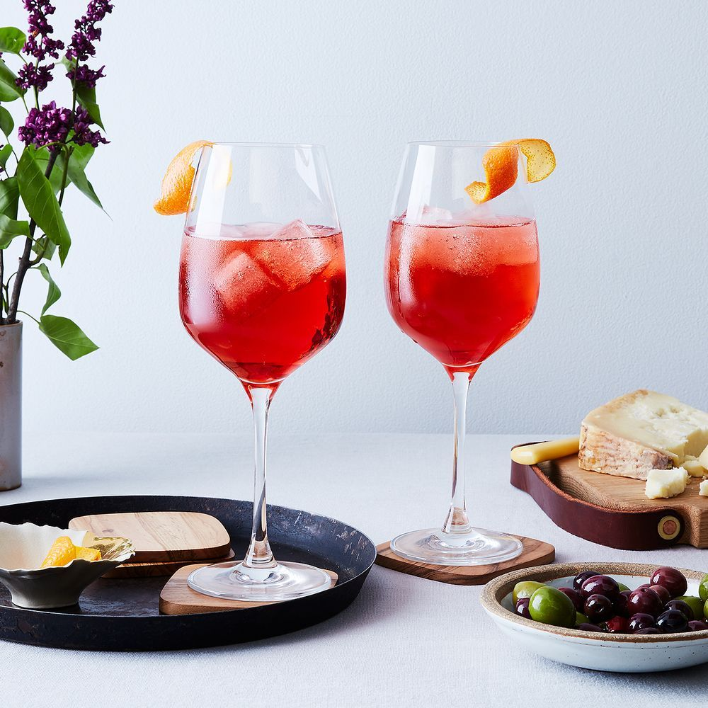 Aperitivo Frizzante Recipe On Food52 Recipe Food 52 Homemade Liquor Wine And Dine