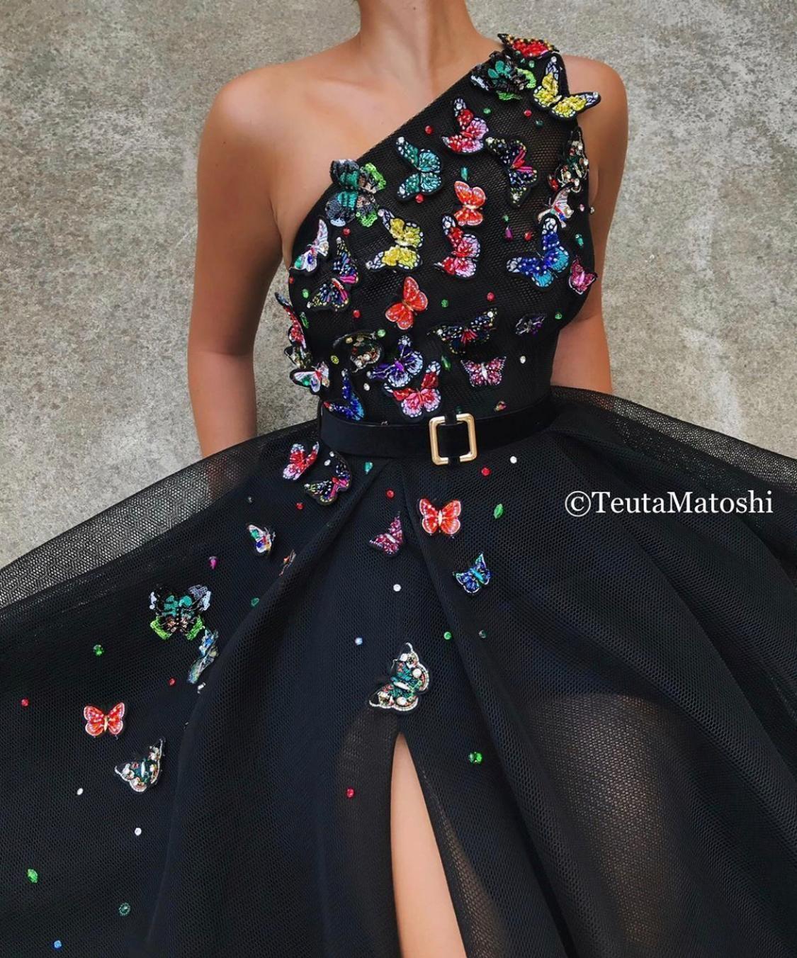 Butterfly Love Gown Beauty Dress Butterfly Dress Dresses [ 1352 x 1125 Pixel ]