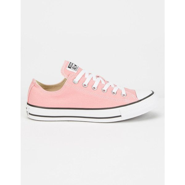 converse one star dusty pink