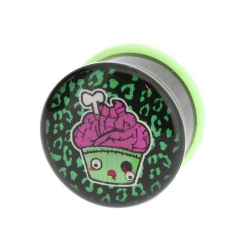 Logo plug - Zombie Cupcake