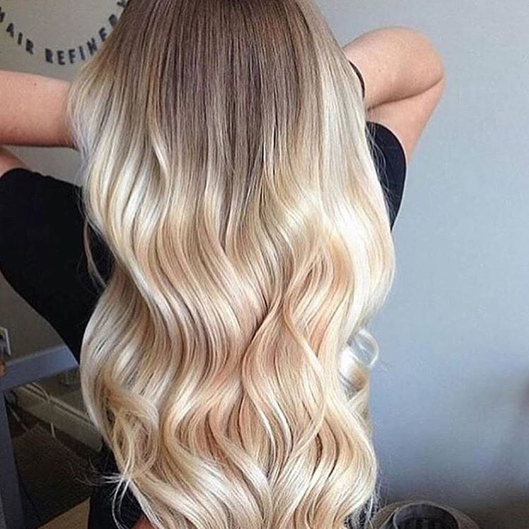 hairgoals ! wir lieben den zarten Farbverlauf | Hair ...