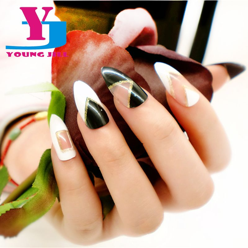 Find More False Nails Information About Stiletto False Nails Uv
