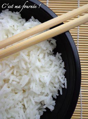 C'est ma fournée !: Comment obtenir un riz blanc parfait sans rice cooker...