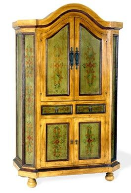 San Marino Armoire Home Collections Armoire Cottage Decor