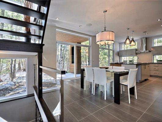 Les constructions raymond et fils blainville maison à vendre