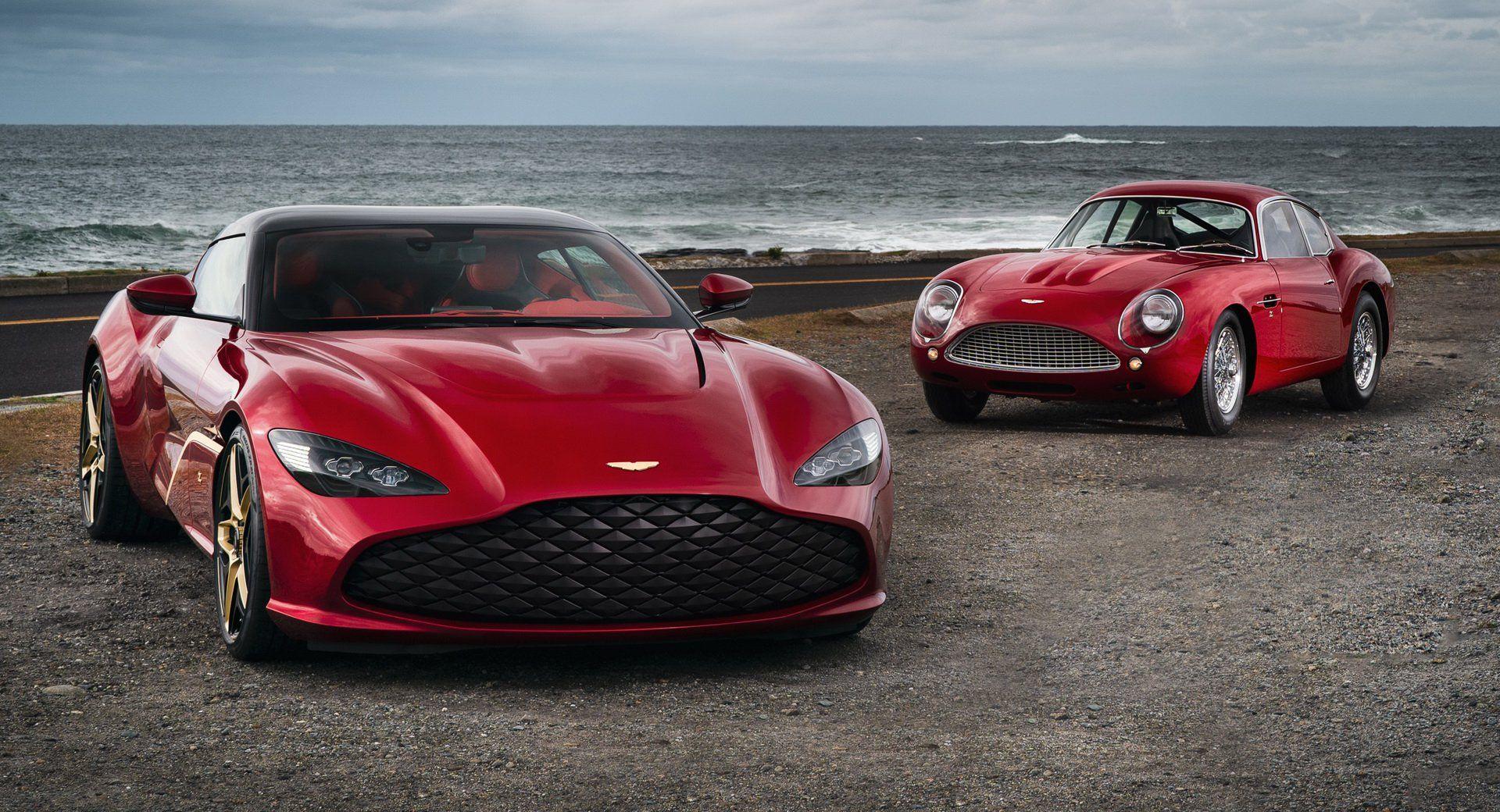 Aston Martins Neues 760 Ps Dbs Gt Zagato Special Ist Ihre Goldene Eintrittskarte Fur Den Uberfluss 760psd Aston Martin Dbs Aston Martin Aston Martin Lagonda