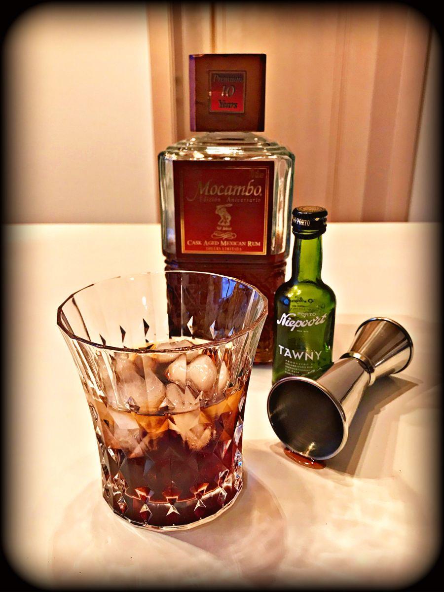 Rum & Portwine