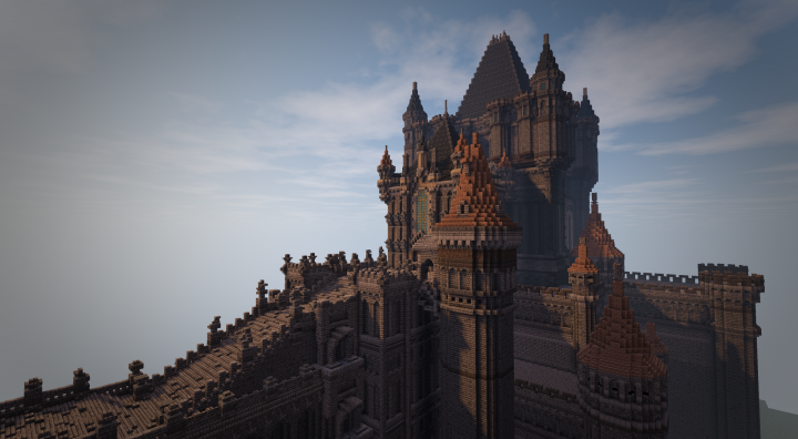 Twin Princes Dark Souls 3 Standalone Map 11 Scale Minecraft Project