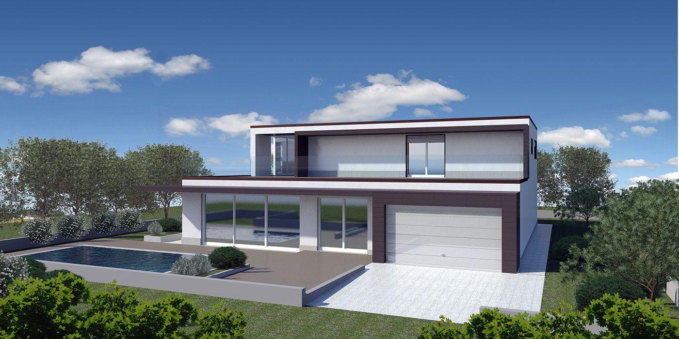 Progetti Case Moderne Su Un Piano.Progetti Di Case Moderne Case Moderne Home Design Come Arredare Con