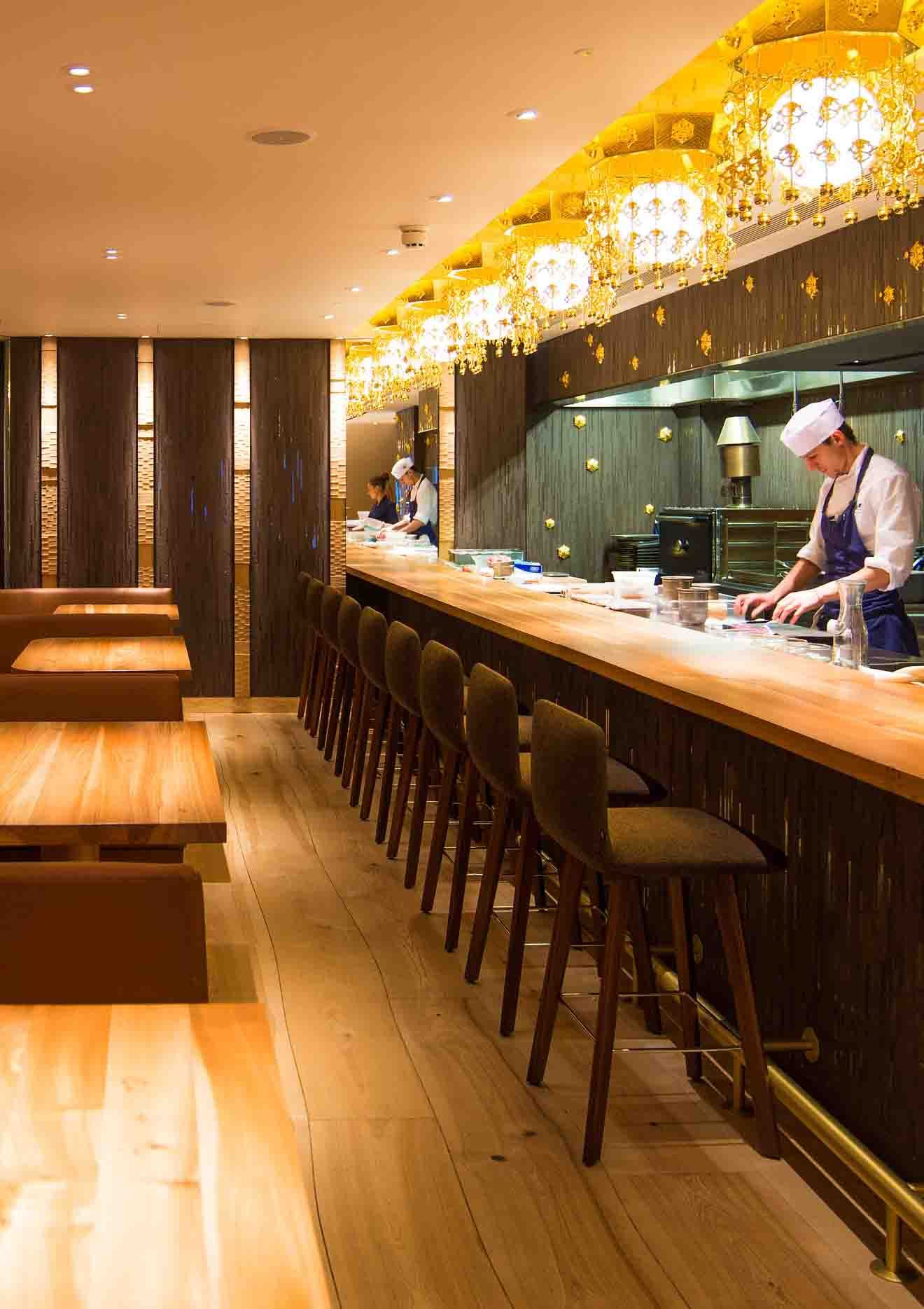Tokimeite Mayfair London Restaurant Review