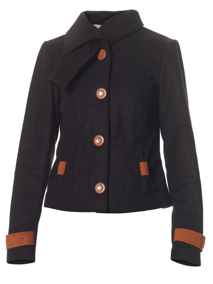 Sine Short Jacket BG from Vero Moda. Come in 5 colors.