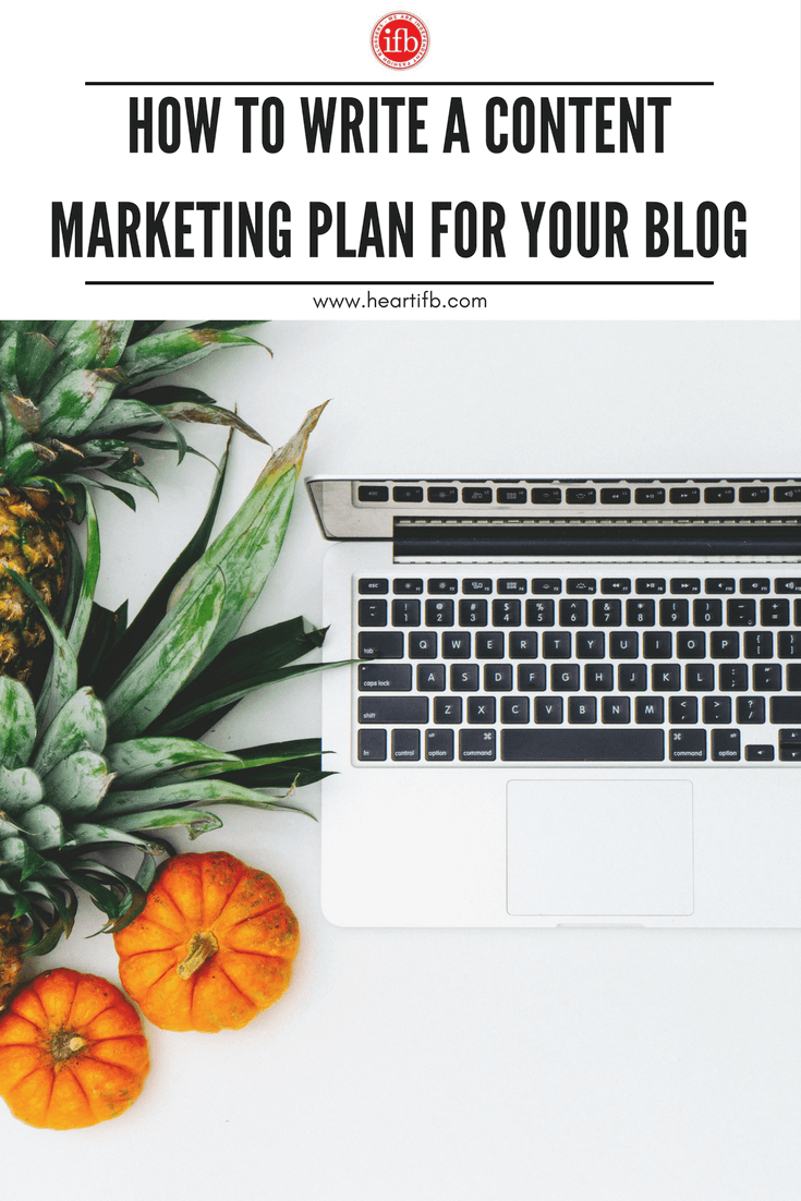 A Content Marketing Plan Sounds Like A Big Deal DoesnT It It