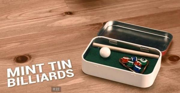 billard miniature