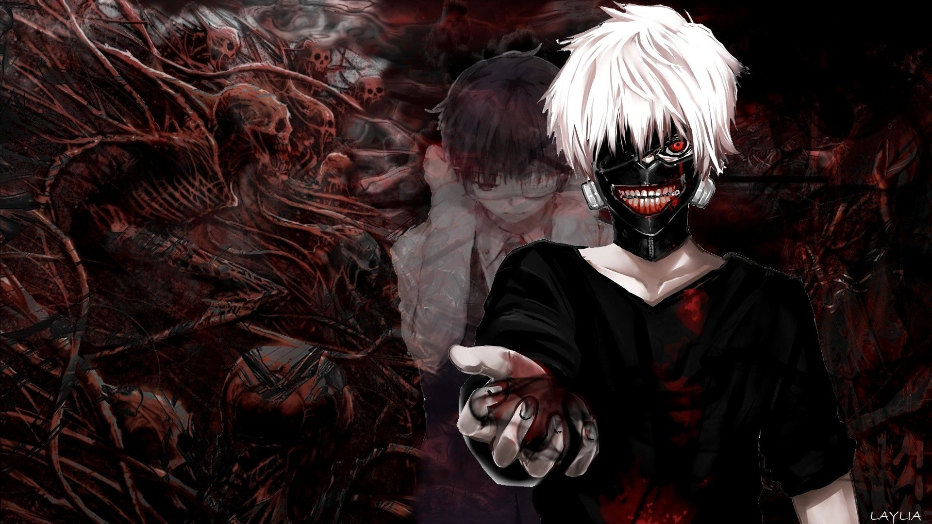 Tokyo Ghoul Wallpaper 4k Mobile Ideas 4k Trong 2020 Tokyo Ghoul