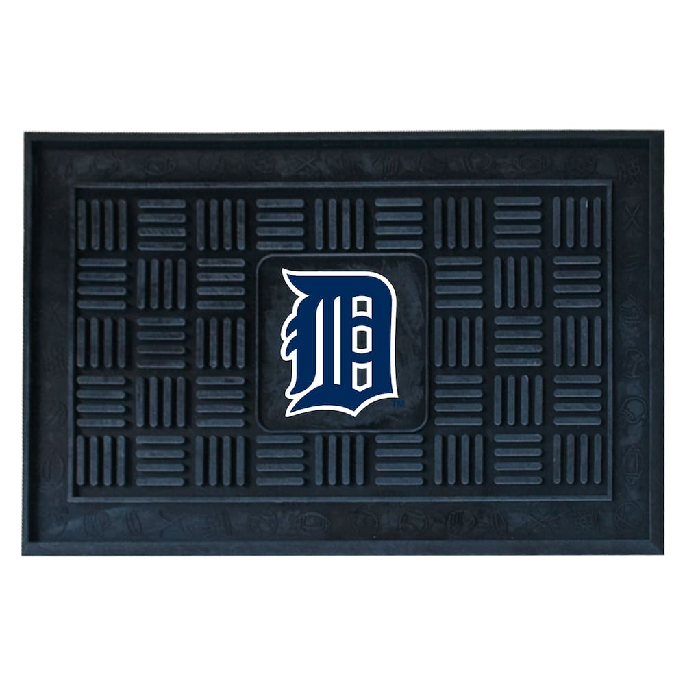 FANMATS Detroit Tigers Doormat, 19 30 door mats