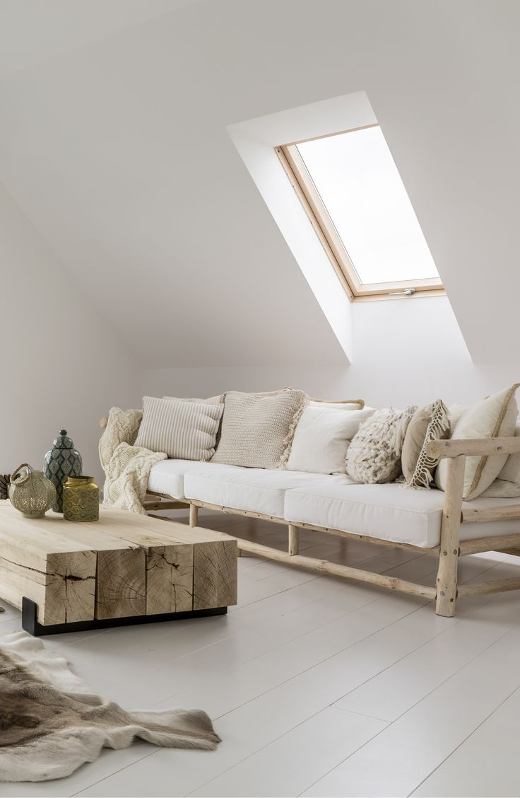 Bedroom interior roof  reasons to install attic roof windows  attic lofts and window