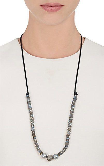 Womens Mixed-Gemstone Pendant Necklace Samira 13 YbpRuUnMz