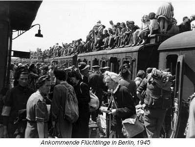 Die Fotografie des Zeitzeugen Karl Deutmann zeigt ...