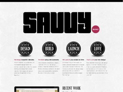 Savvy Belfast Beautiful Web Design Belfast Northern Ireland Web Design Quotes Fun Website Design Web Design