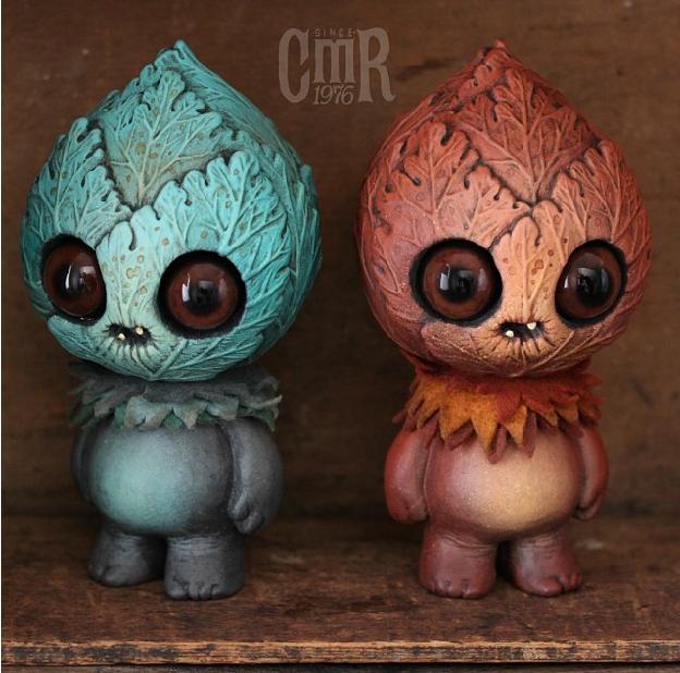 10 Questions with #chrisryniak #toydesigner #sculptor #interview