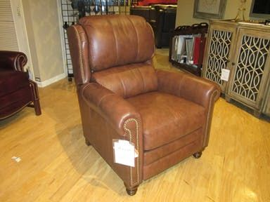 Bradington Young Furniture Leather Recliner 3257CB Clearance