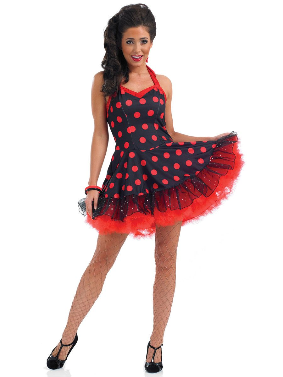 44e80623bf2e Rock 'n' Roll Dress - FS2793 - Fancy Dress Ball | rock | Rock, roll ...