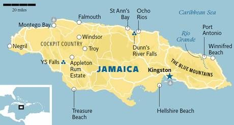 Jamaica travellers guide gumiabroncs Gallery